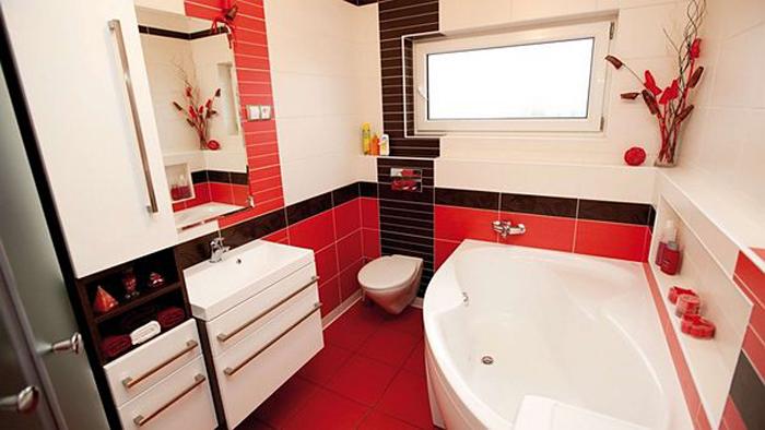 Ремонт в новостройке ванной комнаты 366